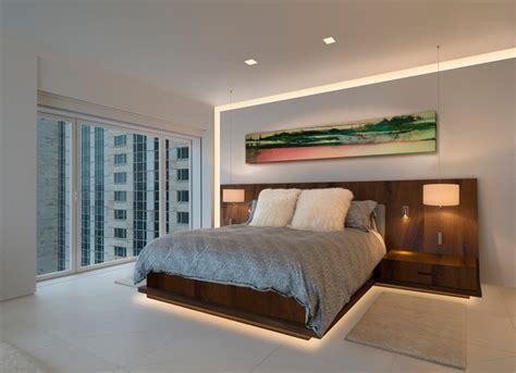 edge lighting  pure lighting contemporary bedroom
