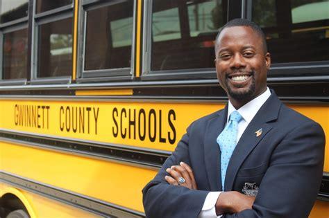 Gwinnett principal gets statewide honor