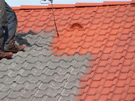 Wichtig Bei Der Dachbeschichtung Der Dachstuhl by Dachbeschichtung Preisg 252 Nstiger Schutz F 252 R Das Dach