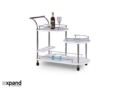 sectional sofas for small trolley multi height serving cart expand