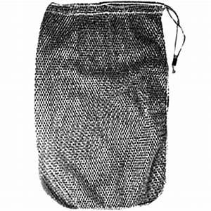 Marine Sports Mesh Drawstring Bag