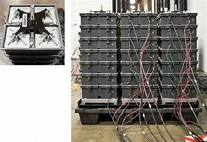 How To Make A Cheap Battery For Storing Solar Power
