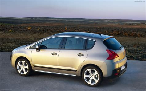 Peugeot 3008 Wallpapers by 2010 Peugeot 3008 Widescreen Car Wallpapers 02 Of