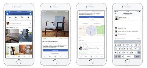 Facebook Introduces Ebay Competitor Marketplace