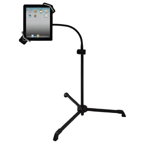 tripod for android pyle pmkspad2 tripod stand for android kindle tablet