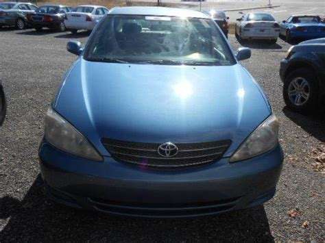 2002 toyota camry in hudson nc granite motor co