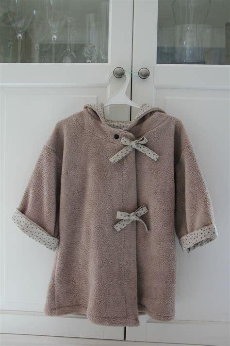 patron robe de chambre modèle couture robe de chambre 13