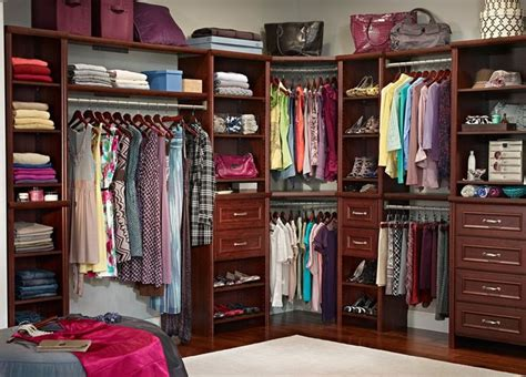 17 best ideas about wood closet organizers on