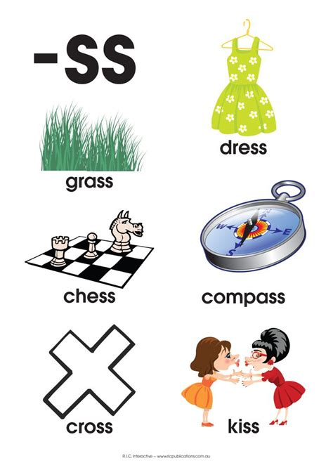 9 Best Images About Ending Sounds On Pinterest  Activities, Word Families And Student