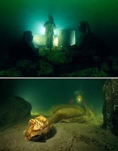 Submerged Cities: 7 Underwater Wonders of the World