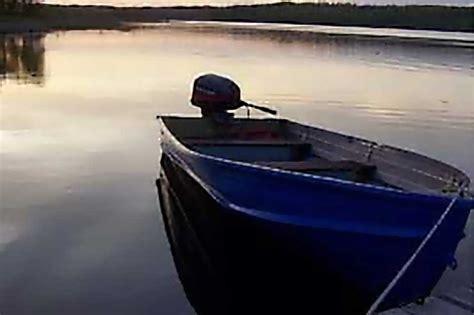 Bass Lake Boat Rentals Coupons by 2015 Fishing Boat On Lake At Dusk 001