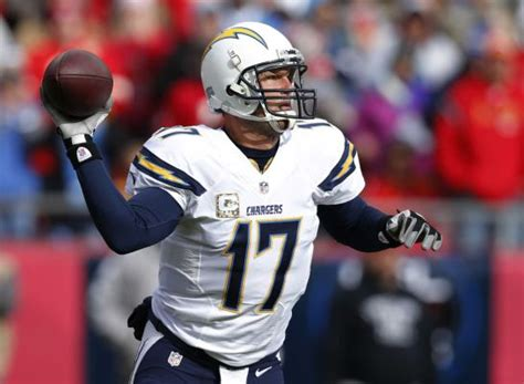 Philip Rivers Leads San Diego Chargers To Win Over Kansas