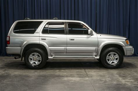 Used 1999 Toyota 4runner Limited 4x4 Suv For Sale 40541a