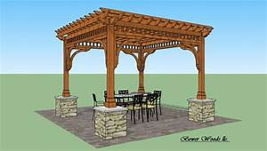 simple pergola plans - Pergola Plans for Simple Design for
