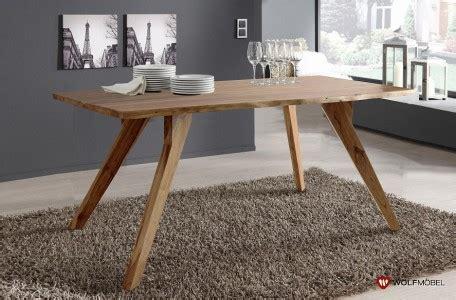 dining tables on live edge esstisch 180x90 platte 26 mm 6719 guru 6719