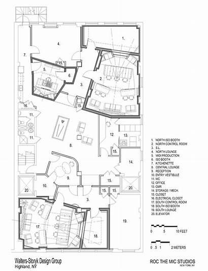 Studio Recording Plans Floor Studios Plan Sky