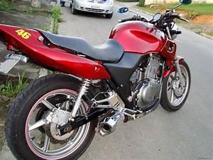 2008 Honda Cb 500