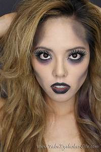 How to Create a glamorous dead doll Halloween makeup look
