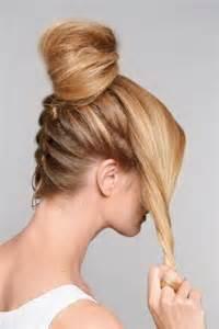 Hochsteckfrisurenen Zum Selber Machen Kurze Haare by Hochsteckfrisuren Selber Machen Seitlicher Dutt Pictures To Pin On