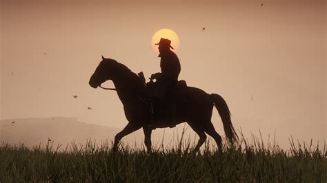 red dead redemption ii   hd wallpaper