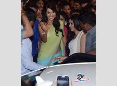 Mallika Sherawat Visits Ranjit Studio Ganpati Picture # 318349