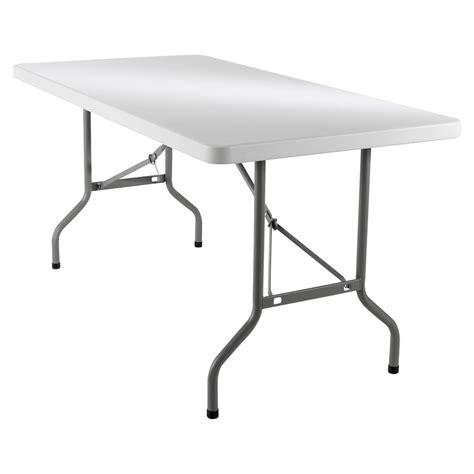 table de bureau pliante table pliante lifetime 183 x 76 cm 8 personnes manutan
