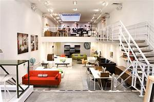 Furniture stores in nyc 12 best shops for modern designs for Interior decorator furniture store