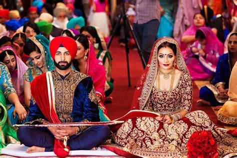 Indian Wedding : Regal Ceremony Followed By A Glamorous Gala
