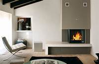 interesting modern interior design ideas Interesting Home Interior Decoration With Modern Fireplace ...