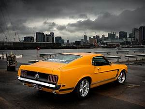 1969 Ford Mustang Fastback: Past Blast