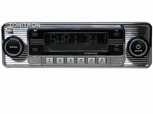Usb Radio Auto : classic oldtimer youngtimer retro radio autoradio usb sd ~ Kayakingforconservation.com Haus und Dekorationen