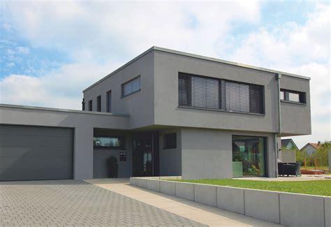Moderne Häuser Flachdach by Einfamilienhaus Exklusiv Mit Flachdach M 246 Rth Stocker