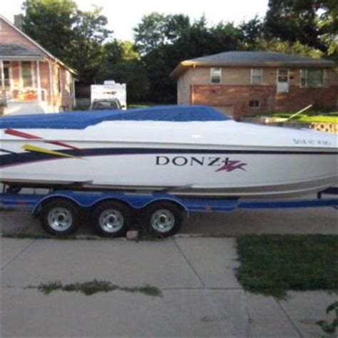 Magnum Boat Trailer Axles by 502 Magnum Fuel Injected Donzi 280zx 28 Ft Speed Boat 3