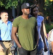 Sinqua Walls Grabs Lunch In Beverly Hills - Zimbio