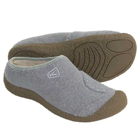 arch support slippers keen cheyenne wool clog shoes