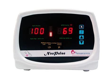 Pulse Oximeter | AVI Healthcare Pvt Ltd - Neonatal
