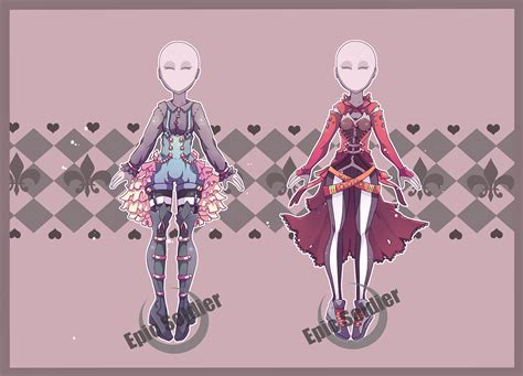 adoptables 6 closed by epic soldier on deviantart costume adoptables 10 closed by epic soldier on deviantart Costume