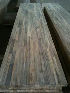 Ovangkol Wood Worktops - Jieke Wood