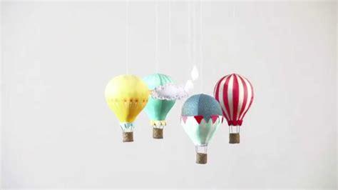 hot air balloon mobile sewing pattern  craft schmaft