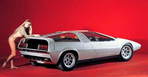 Concept Flashback - 1970 Volkswagen Porsche Tapiro by ...