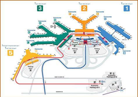 atlanta airport map travelquaz