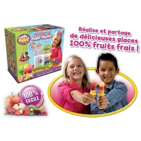 jeux de cuisine de glace fabrique de glace fruitée achat vente dinette cuisine fabrique de glace fruitée cdiscount