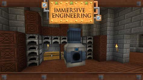 immersive engineering episode  fluid pump youtube