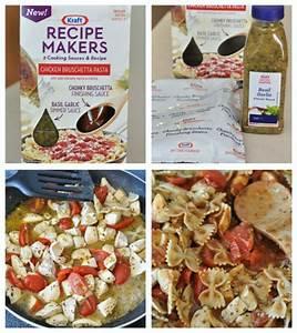 Chicken Bruschetta Pasta with Kraft Recipe Makers ...