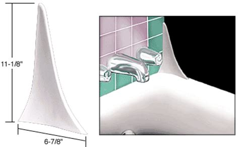 Bathtub Splash Guard Canadian Tire by Shower Doors Hardware
