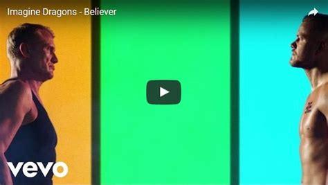 Imagine Dragons, Believer (video