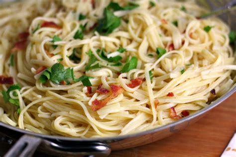 light pasta dishes light linguine carbonara one pot pasta dishes