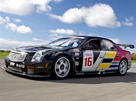 Race Cars by Cadillac Cts V Race Car Photos Photogallery With 14 Pics