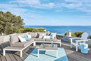 Maison Du Monde Table De Jardin : stunning table jardin blanche maison du monde images ~ Teatrodelosmanantiales.com Idées de Décoration