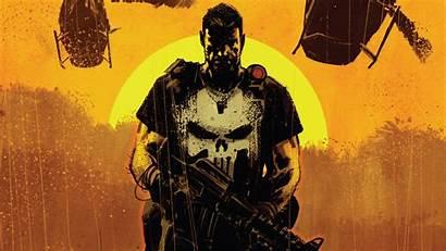 Punisher Comic Wallpapers Wallpapersden 8k